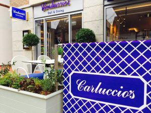 Carluccio's Solihull Screening