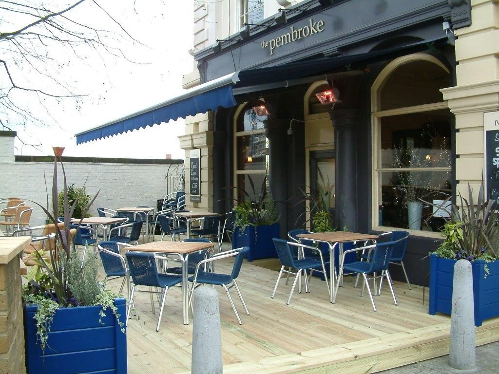 The Pembroke Primrose Hill Awnings