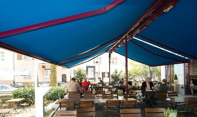 Free Standing Awnings Duofix