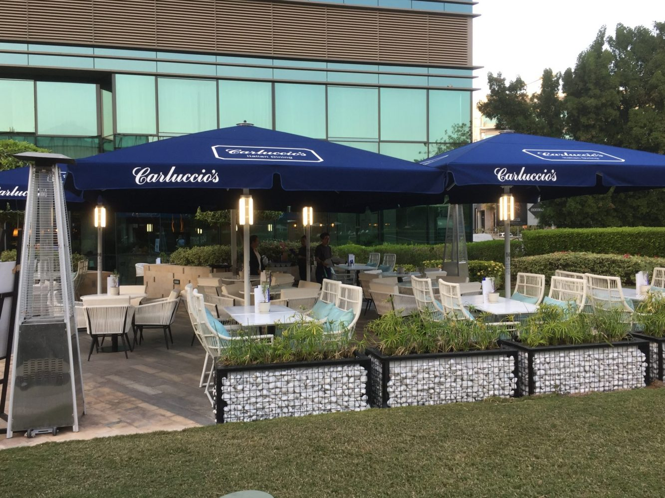 Carluccio's, Irish Village, Dubai