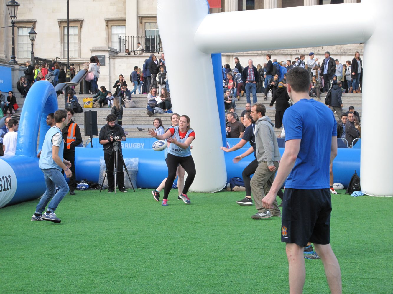 Rugby World Cup Trafalgar Square