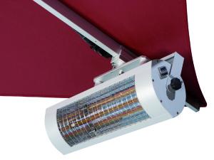 A4 Parasols: Quartz Electric Heater