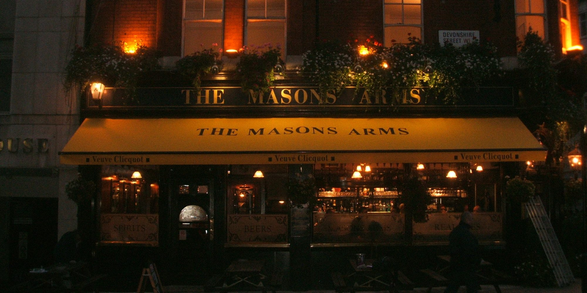 Masons Arms Awnings Folding Arm Topas