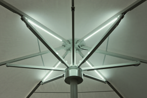 A4 Parasols: LED Light Strips