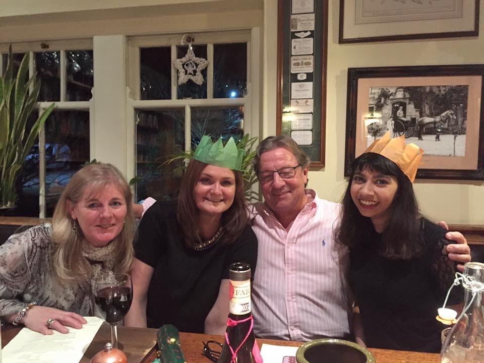 Indigo's Christmas Extravaganza