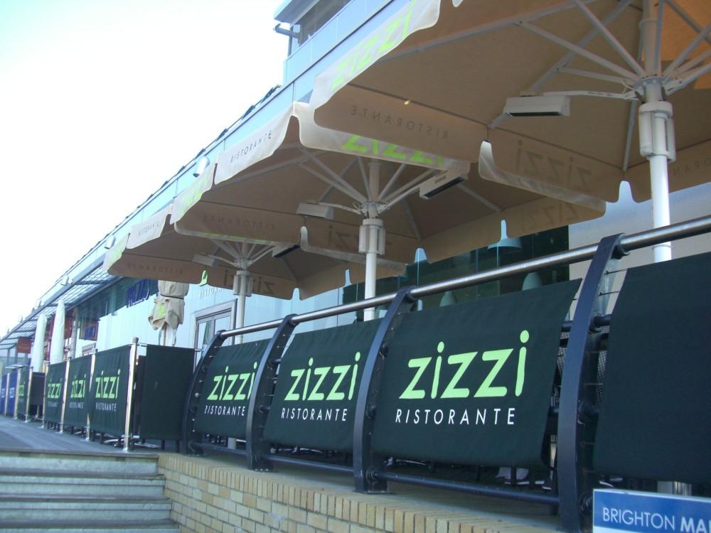 Zizzi Brighon Marina Screening